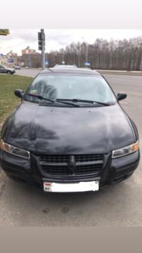 Chrysler Stratus, 1998 г.