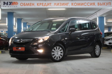 Opel Zafira C, 5 мест, 2015 г.