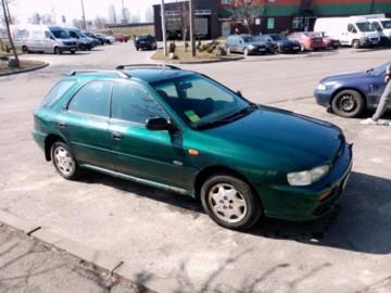 Subaru Impreza I, 1997 г.