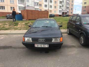 Audi 100 С3, 1983г.