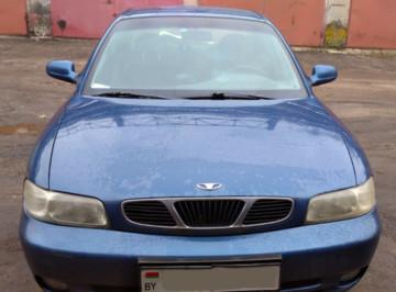 Daewoo Nubira J100, 1997г.