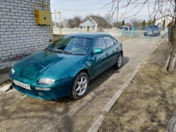 Mazda 323F, 1998 г.