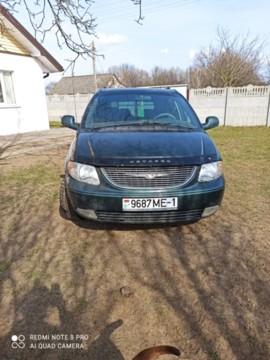 Chrysler Voyager IV, 7мест, 2001г.