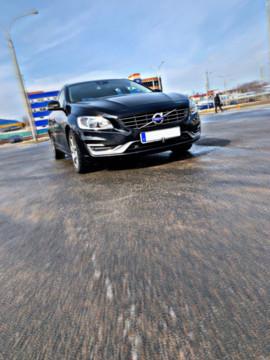 Volvo V60 I · Рестайлинг, 2015 г.