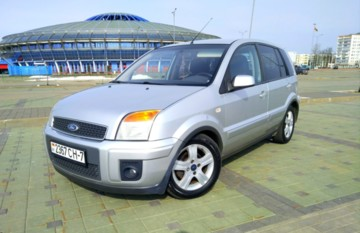 Ford Fusion I · Рестайлинг, 2009г.
