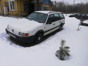 Volkswagen Passat B3, 1993г.