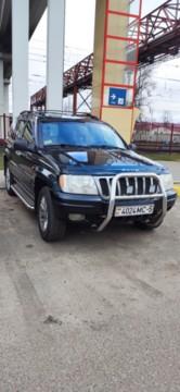 Jeep Grand Cherokee WJ, 2001г.