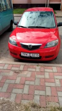 Mazda 2 I, 2004 г.