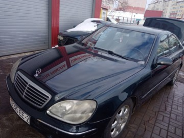 Mercedes-Benz S-Класс W220, 1999г.