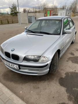 BMW 3 серия E46, 1999 г.