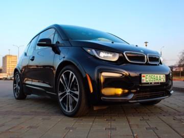 BMW i3 I01 (Рестайлинг), 2018 г.