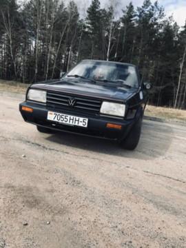 Volkswagen Jetta II, 1991 г.