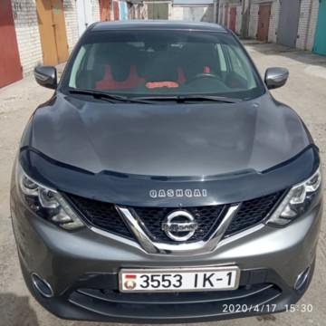 Nissan Qashqai II, 2014г.