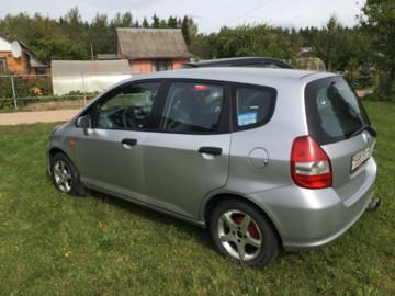 Honda Jazz I, 2002 г.