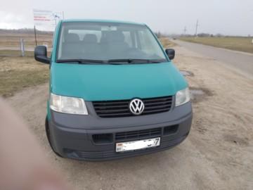 Volkswagen Transporter T5, 2004 г.