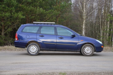 Ford Focus I, 2001г.