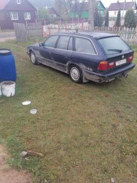 BMW 5 серия E34, 1993 г.