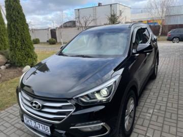 Hyundai Santa Fe DM · Рестайлинг, 5 мест, 2017 г.