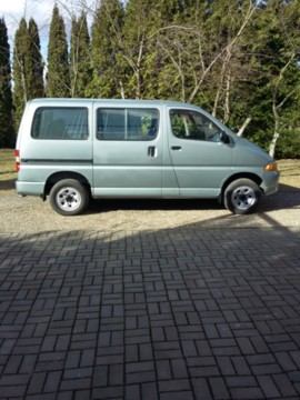 Toyota Hiace IV (H100), 1999 г.