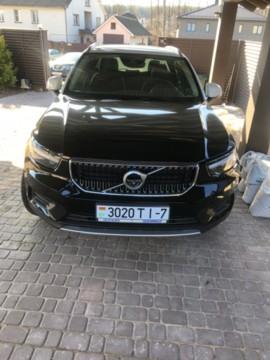 Volvo XC40, 2019 г.