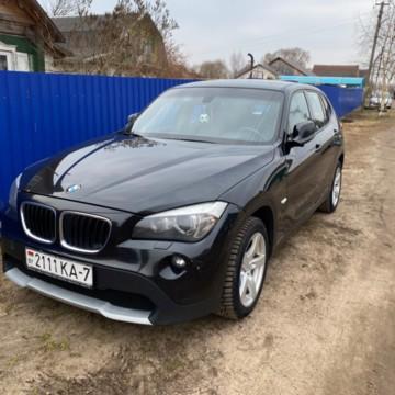 BMW X1 E84, 2009 г.