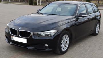 BMW 3 серия F30, F31, 2015г.