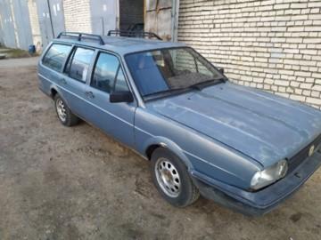 Volkswagen Passat B2, 1986 г.