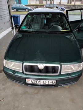 Skoda Octavia I · Рестайлинг, 2000 г.