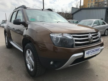 Renault Duster I, 2014 г.