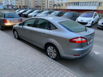 Ford Mondeo IV, 2007 г.