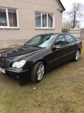 Mercedes-Benz C-Класс W203, S203, CL203, 2002 г.