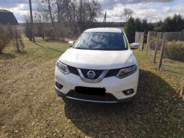 Nissan X-Trail II (T32), 5 мест, 2018 г.