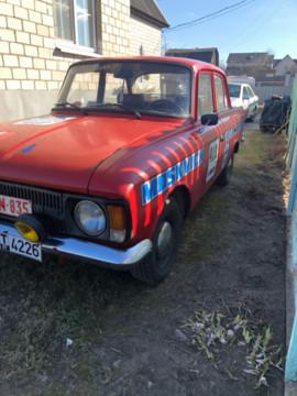 Москвич 412, 1989 г.