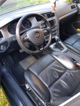 Volkswagen Golf VII, 2014 г.