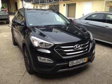 Hyundai Santa Fe DM, 2015г.