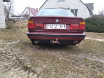 BMW 5 серия E34, 1990 г.