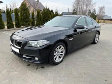 BMW 5 серия F10, F11, 2015 г.