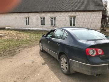 Volkswagen Passat B6, 2006 г.