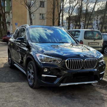 BMW X1 F48, 2016 г.
