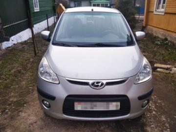 Hyundai i10 I, 2009 г.