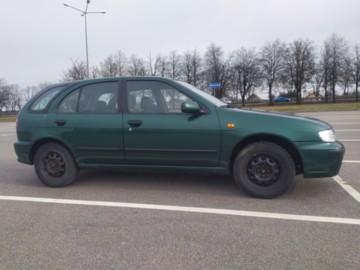 Nissan Almera I (N15), 1998г.