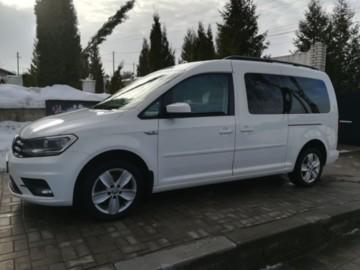 Volkswagen Caddy MAXI IV, 2017г.