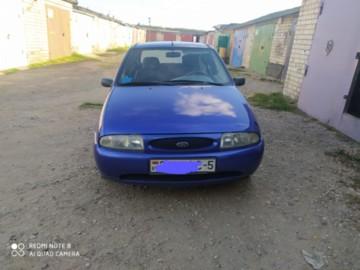 Ford Fiesta IV, 1996 г.