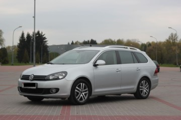 Volkswagen Golf VI, 2011 г.