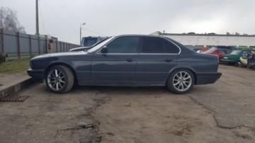 BMW 5 серия E34, 1989 г.