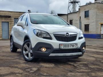 Opel Mokka I, 2013 г.