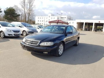 Opel Omega B · Рестайлинг, 1999 г.