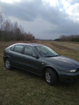 SEAT Leon I, 2001 г.