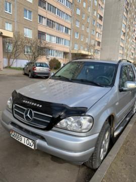 Mercedes-Benz M-Класс W163, 5 мест, 2000 г.