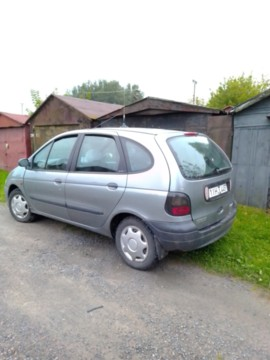 Renault Scenic I, 1996 г.